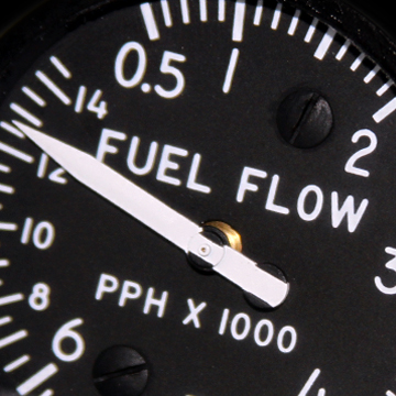 Aircraft Engine Fuel Flow | TGH Aviation