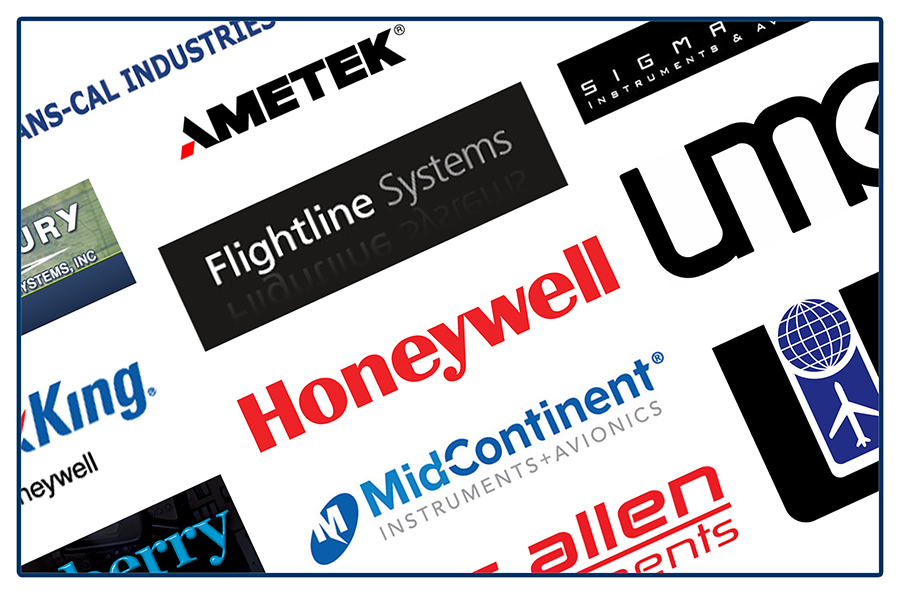TGH Aviation Supported Manufacturers