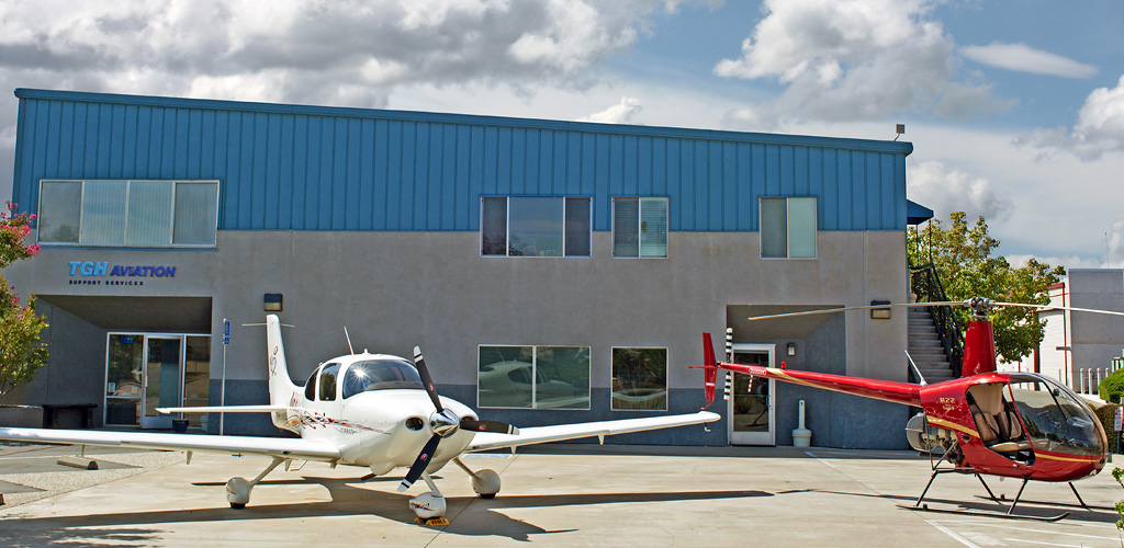 TGH Aviation Corporate Offices