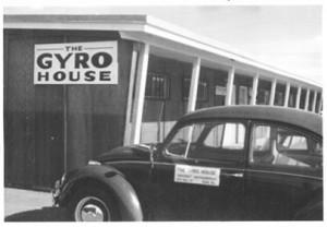 The Gyro House - 1970s