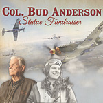 TGH Aviation Raises Funds for the Bud Anderson Memorial Monument
