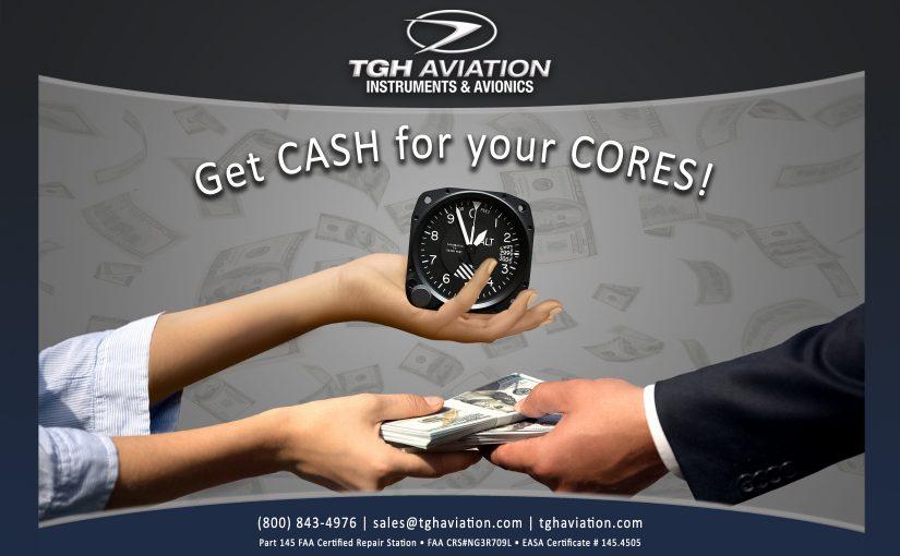 Cash For Cores