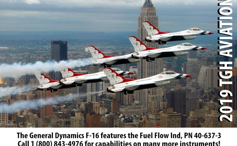 Capabilities on General Dynamics Aircraft