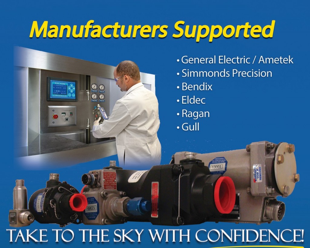 Manufacturers Supported