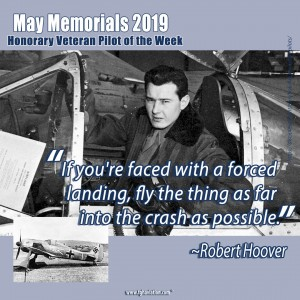 May Memorials - Robert Hoover