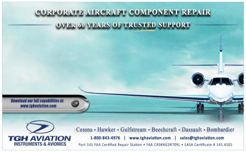 Corporate Aircraft Component Repair