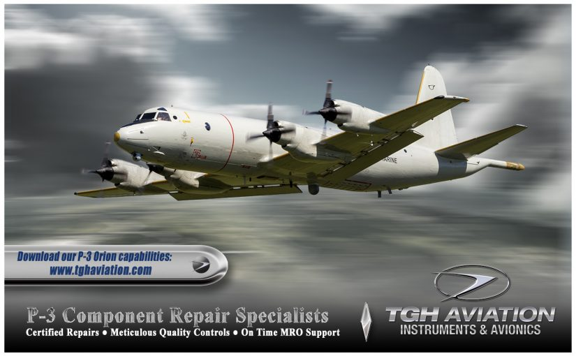 Capabilities on P-3 Orion Aircraft