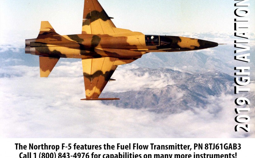 Capabilities on Northrup Aircraft